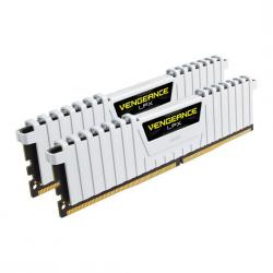 Corsair,16GB,White,Vengeance,LPX,DDR4,2666MHz,RAM/Memory,Kit,2x8GB,Kit