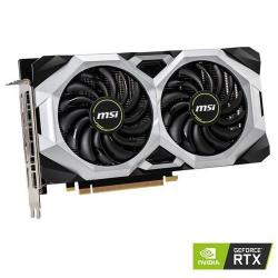 MSI NVIDIA GeForce RTX 2080 8GB VENTUS OC Turing Graphics Card + RTX
