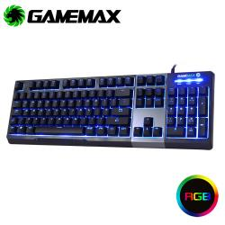 GameMax,Click,Mechanical,Feel,Keyboard,RGB,