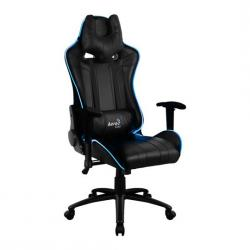 Aerocool,AC120,AIR,Black,Gaming,Chair,with,RGB,Lighting