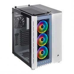 Corsair,Crystal,680X,RGB,Smart,White,Glass,Cube,PC,Gaming,Case