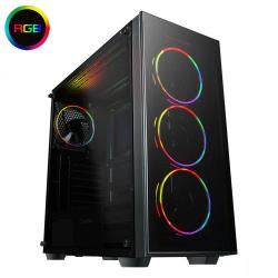 GAME,MAX,Crusader,-,RGB,Tempered,Glass,Gaming,Case,