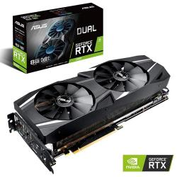 ASUS,NVIDIA,GeForce,RTX,2080,8GB,DUAL,Graphics,Card
