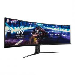 "49"",ASUS,ROG,Strix,XG49VQ,Super,Ultra-Wide,Full,HD,FreeSync,2,Curved,HDR,Gaming,Monitor,"