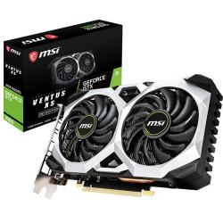 MSI,NVIDIA,GeForce,GTX,1660,6GB,VENTUS,XS,OC,Turing,Graphics,Card,