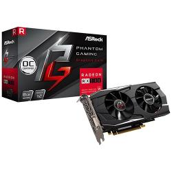 ASRock,Radeon,RX,580,Phantom,8GB,Graphics,Card,