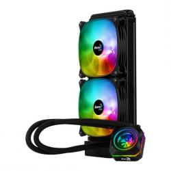 Aerocool,240mm,ARGB,Intel/AMD,CPU,Liquid,Cooler