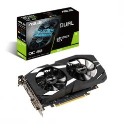 ASUS,NVIDIA,GeForce,GTX,1650,4GB,DUAL,OC,Turing,Graphics,Card,