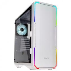 Bitfenix,Enso,Midi,Tower,RGB,Gaming,Case,-,White,Tempered,Glass,