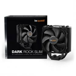 be,quiet,Dark,Rock,Slim,Black,Compact,Intel/AMD,Air,CPU,Cooler,