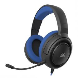 Corsair,HS35,Blue,Stereo,PC/Console,Gaming,Headset