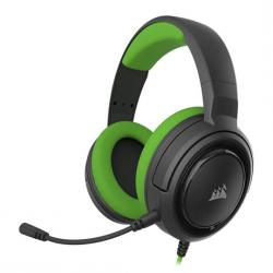Corsair,HS35,Green,Stereo,PC/Console,Gaming,Headset