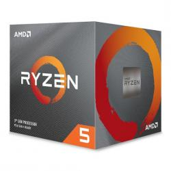 AMD,Ryzen,5,3600X,Gen3,6,Core,AM4,CPU/Processor,with,Wraith,Spire,Cooler