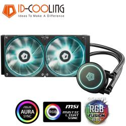 ID-Cooling,AuraFlow,X,240,Liquid,Cooler,
