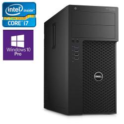 Dell,T3620,-,Intel,i7,4.0GHz,Quad,Core,Refurb,PC,w/,Quadro,M4000,+,32GB,DDR4,+,500GB,M.2,SSD