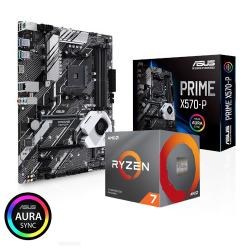 ASUS,AMD,Ryzen,X570-P,+,AMD,Ryzen,7,3800X,Gaming,Bundle,
