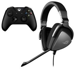 ASUS,ROG,Delta,Core,Wired,PC/Console,Gaming,Headset,+,FREE,XBOX,WIRELESS,CONTROLLER