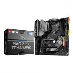 MSI,MAG,Intel,Z390,TOMAHAWK,9th,Gen,ATX,Motherboard