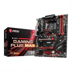 MSI,AMD,Ryzen,B450,GAMING,PLUS,Max,AM4,ATX,Motherboard