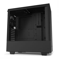 NZXT,Black,H510,Mid,Tower,Windowed,PC,Gaming,Case