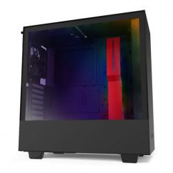 NZXT,Black/Red,H510i,Smart,Mid,Tower,Windowed,PC,Gaming,Case