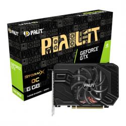 Palit,NVIDIA,GeForce,GTX,1660,SUPER,6GB,StormX,OC,Turing,Graphics,Card