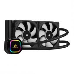 Corsair,240mm,H100i,RGB,PRO,XT,Intel/AMD,CPU,Liquid,Cooler