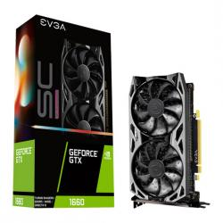 EVGA,NVIDIA,GeForce,GTX,1660,6GB,SC,ULTRA,Turing,Graphics,Card
