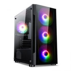 CiT,Flash,Windowed,M-ATX,Gaming,Case