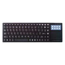 TPad,USB,Multimedia,Keyboard,with,Touchpad