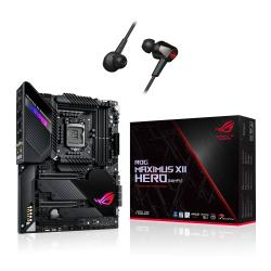 ASUS,Intel,Z490,ROG,MAXIMUS,XII,HERO,(Wi-Fi),ATX,Motherboard,+,FREE,ASUS,ROG,CETRA,HEADSET!,
