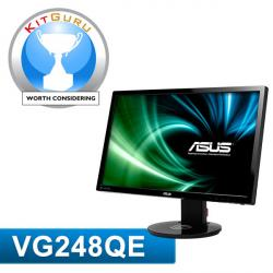 "24"",ASUS,VG248QE,Widescreen,LED,DisplayPort,144Hz,Monitor,"