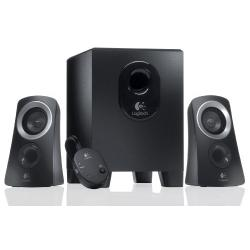 Logitech,Z313,2.1,Channel,Speakers,25W,(RMS),