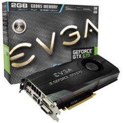 EVGA,GeForce,GTX,670,FTW,2048MB,GDDR5,PCI-Express,Graphics,Card,[02G-P4-2678-KR],
