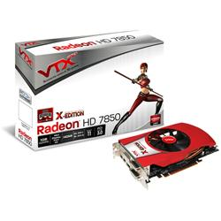 VTX3D,X-Edition,Radeon,HD,7850,OC,1GB,GDDR5,Graphics,Card,[VX7850,1GBD5-2DHX],