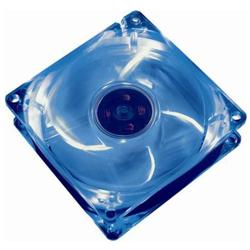 Akasa,Crystal,Blue,LED,Fan,120mm,-,Retail,