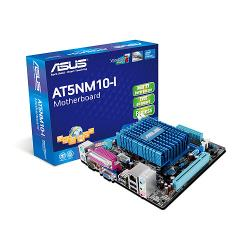 Asus,AT5NM10-I,Intel,Atom,D510,Mini-ITX,Motherboard,