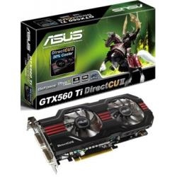 ASUS,GeForce,GTX,560,Ti,DirectCU,II,1024MB,GDDR5,PCI-Express,Graphics,Card,
