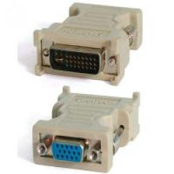 Arianet,DVI-I,(M),to,VGA,(F),Adapter