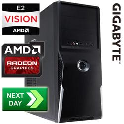 GLADIATOR,AMD,E-350D,Zacate,Dual-Core,Next,Day,Desktop,PC,