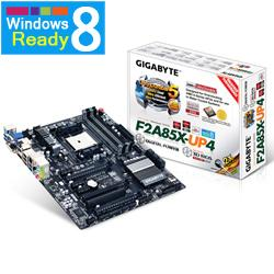 GIGABYTE,GA-F2A85X-UP4,AMD,A85X,(Socket,FM2),ATX,Motherboard,