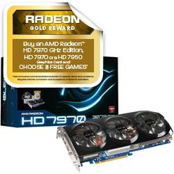GIGABYTE,WindForce,Radeon,HD,7970,GHz,Edition,3GB,GDDR5,Graphics,Card,[GV-R797OC-3GD],+,3,FREE,GAMES!,