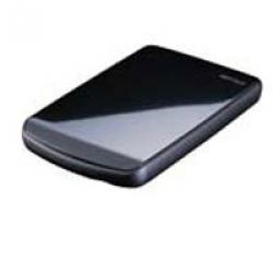 Buffalo,MiniStation,Lite,320GB,Portable,USB,2.0,Hard,Drive,Black,