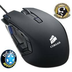 Corsair,Vengeance,M90,5700dpi,Laser,Gaming,Mouse,[CH-9000002-EU],