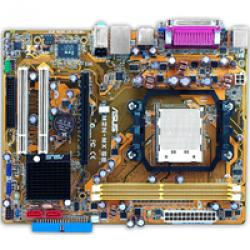 Asus,M2N-MX,SE,PLUS,nForce,430,Socket,AM2,Motherboard,