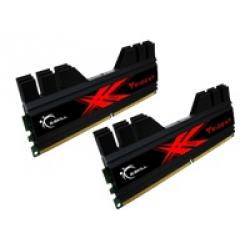 G.Skill,Trident,4GB,(2x2GB),DDR3,PC3-12800C8,1600MHz,Dual,Channel,Kit,