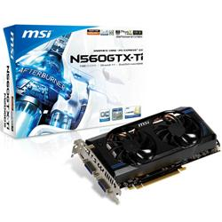 MSI,GeForce,GTX,560,Ti,OC,1024MB,GDDR5,PCI-Express,Graphics,Card,