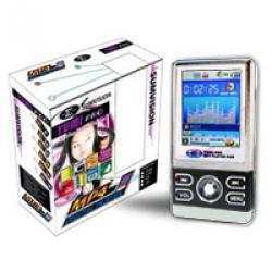 4Gb,YumiPro,MP3/MP4,Player,-,Silver