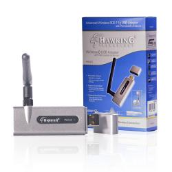 Hawking,Mini,USB,108Mb,Wi-Fi,High-Gain,Adapter,with,Removable,Antenna.,