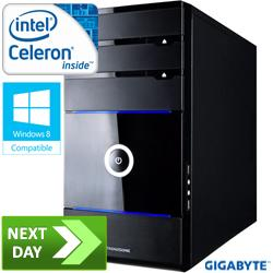 Gladiator,Intel,G540,Sandy,Bridge,Dual-Core,Next,Day,Desktop,PC,